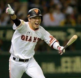 現在は素晴らしい成績を積み重ねる坂本勇人選手。