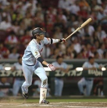 近年は好成績を残し続ける坂本勇人選手。