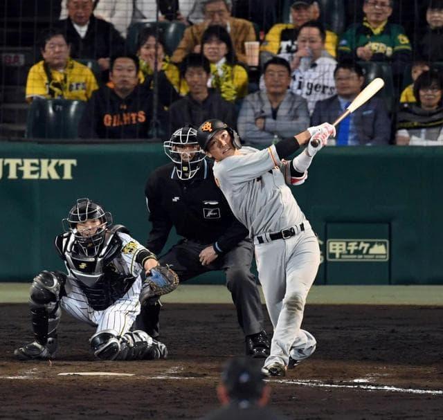 2016年、首位打者を獲得するほどの好成績を残した坂本勇人選手。