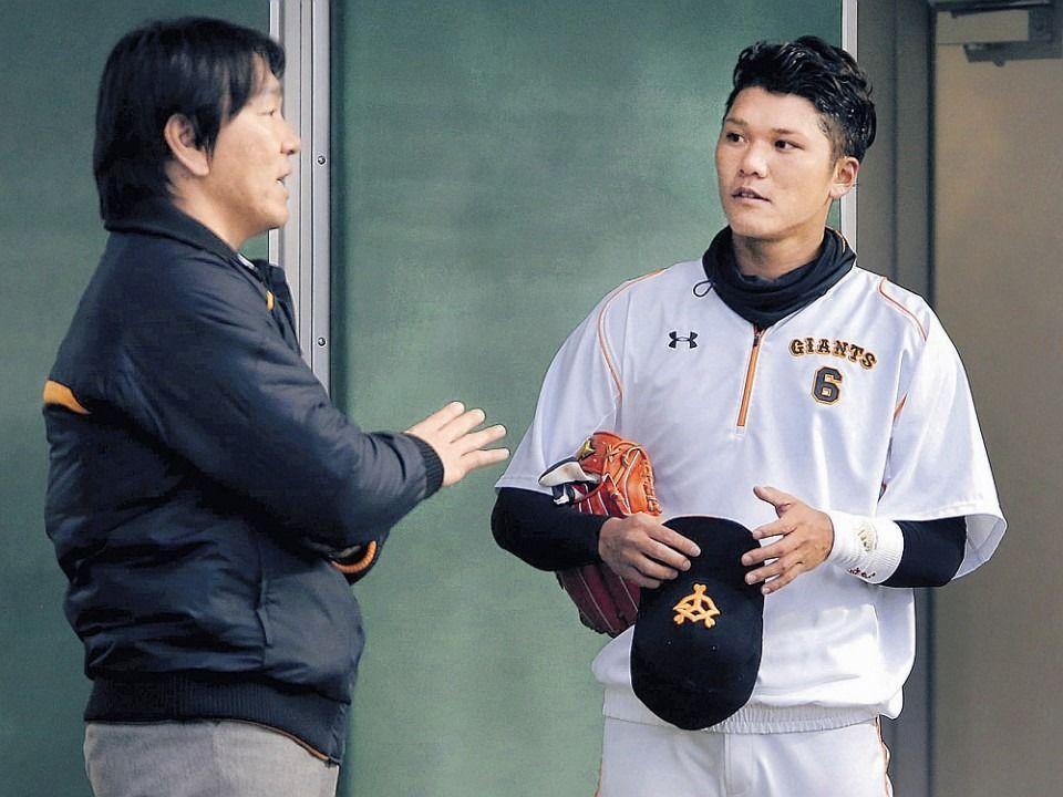 高校卒業後、活躍する坂本勇人選手④